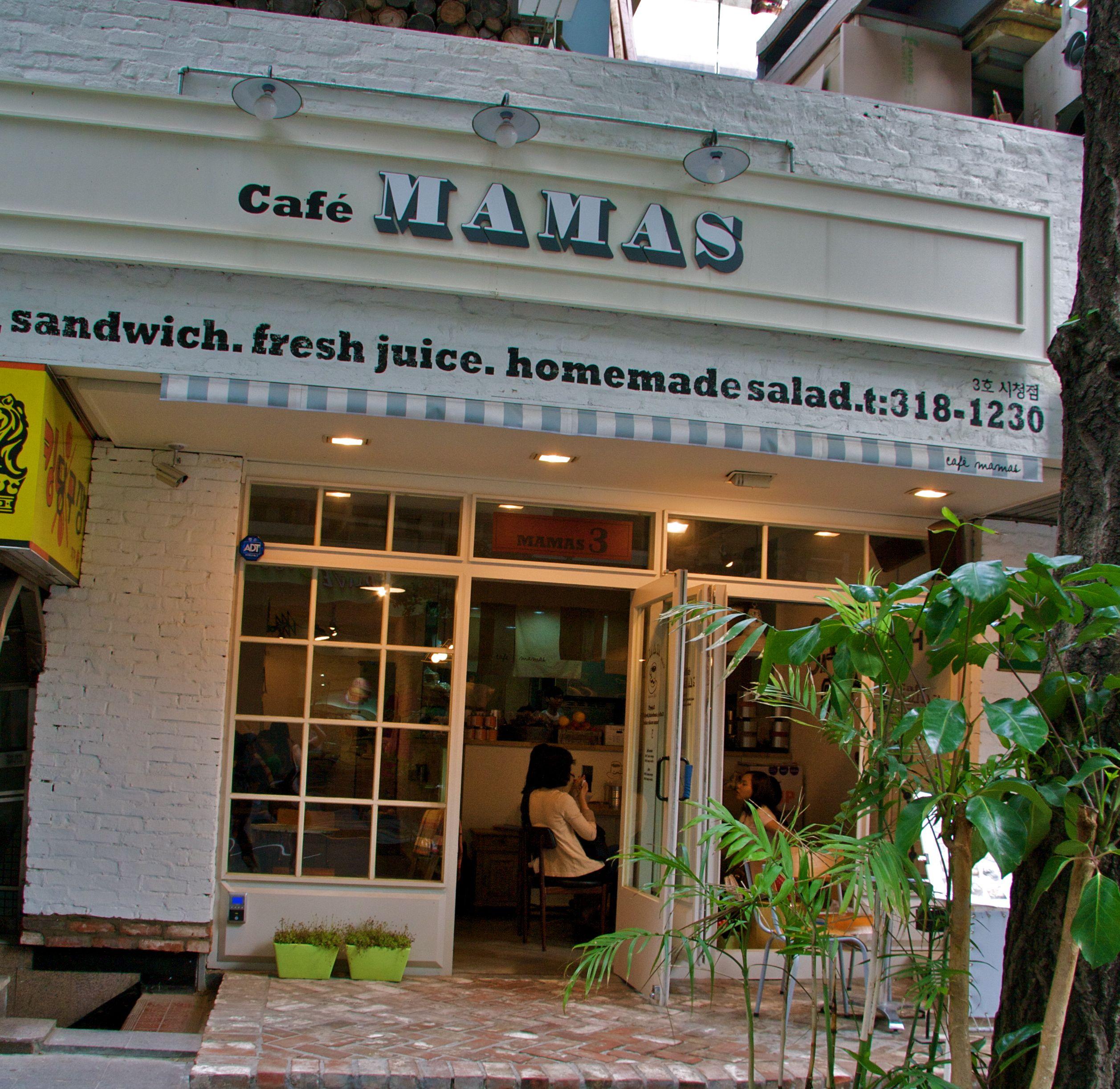 Mamas Cafe Near Me