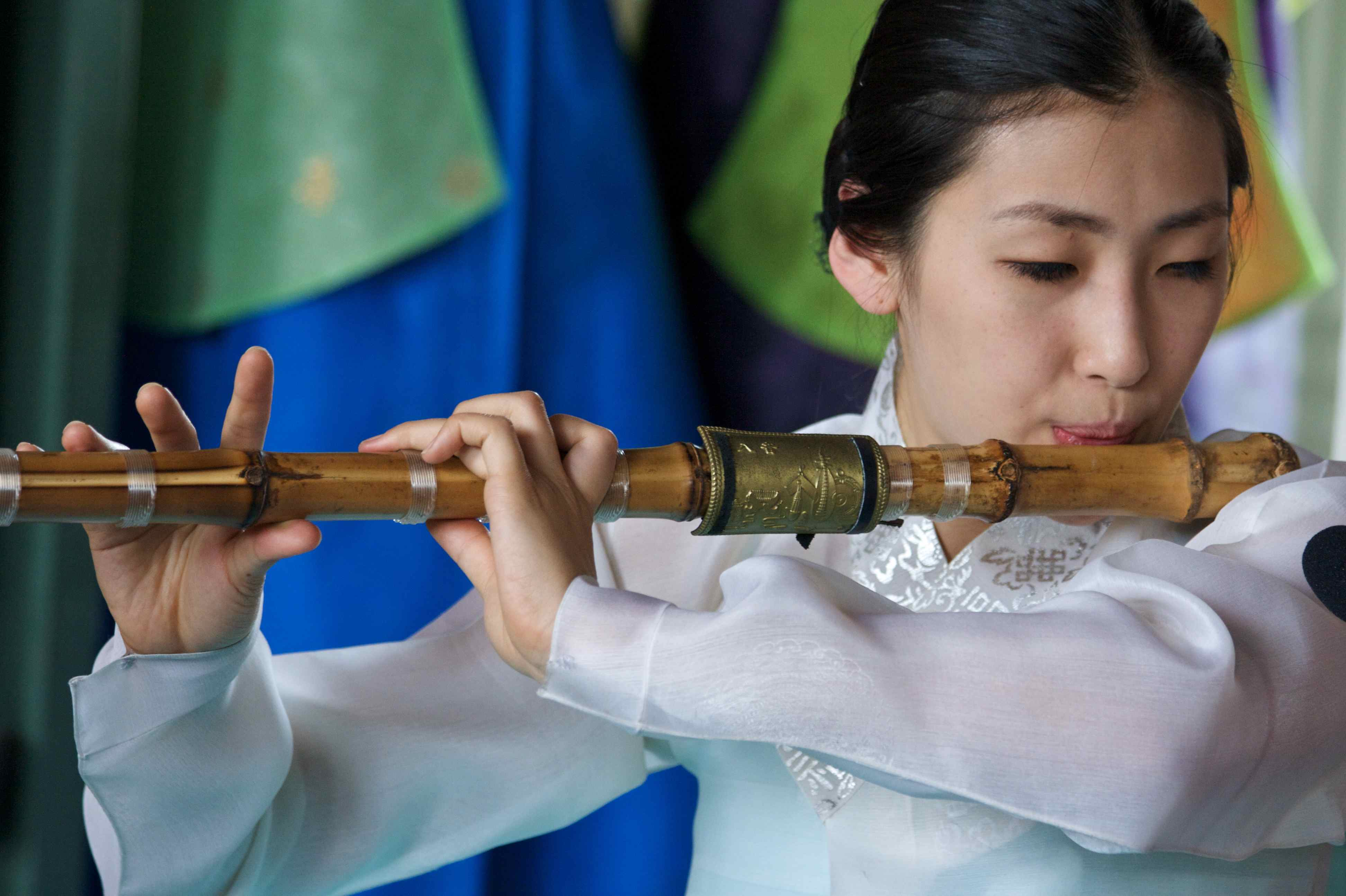 Korean Flute Rlanglais 365 Days Of Seoul Searching